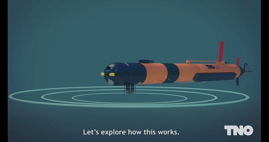 How do underwater vehicles help the maritime and offshore industry